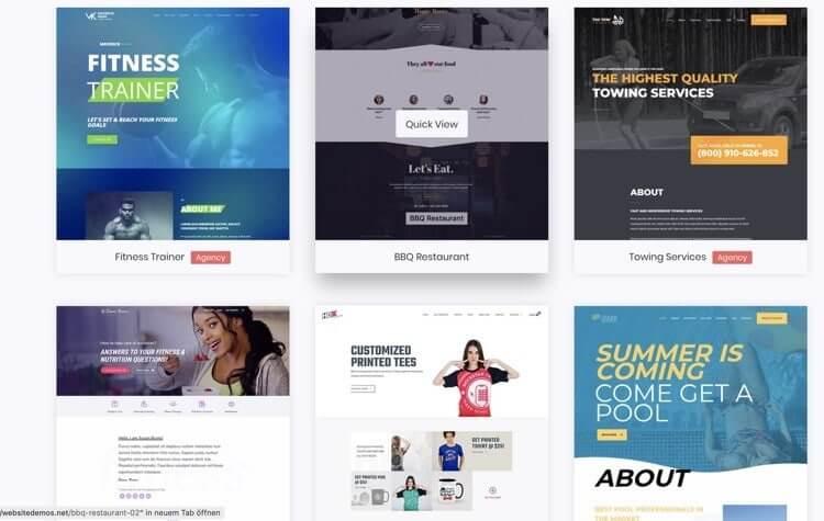 Das perfekte WordPress Theme 2019 - meine absoluten Favoriten 3