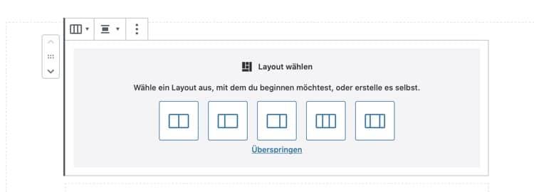 Gutenberg Editor: Konkurrenz für Pagebuilder? 1