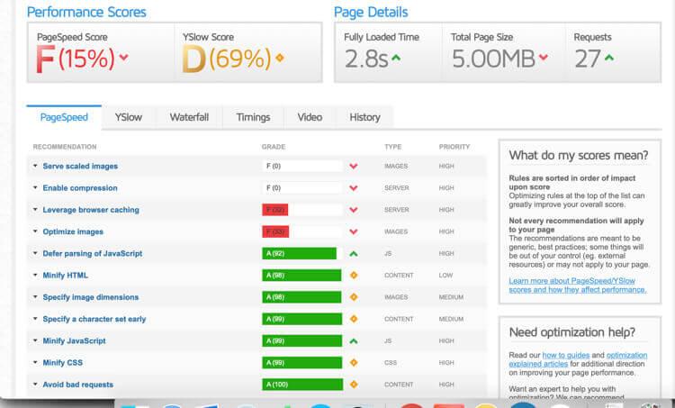 Need more Pagespeed - 7 Tipps für Dein WordPress-Tuning 1
