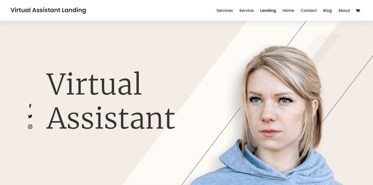 10 + Feminine Wordpress Themes für Unternehmerinnen 2