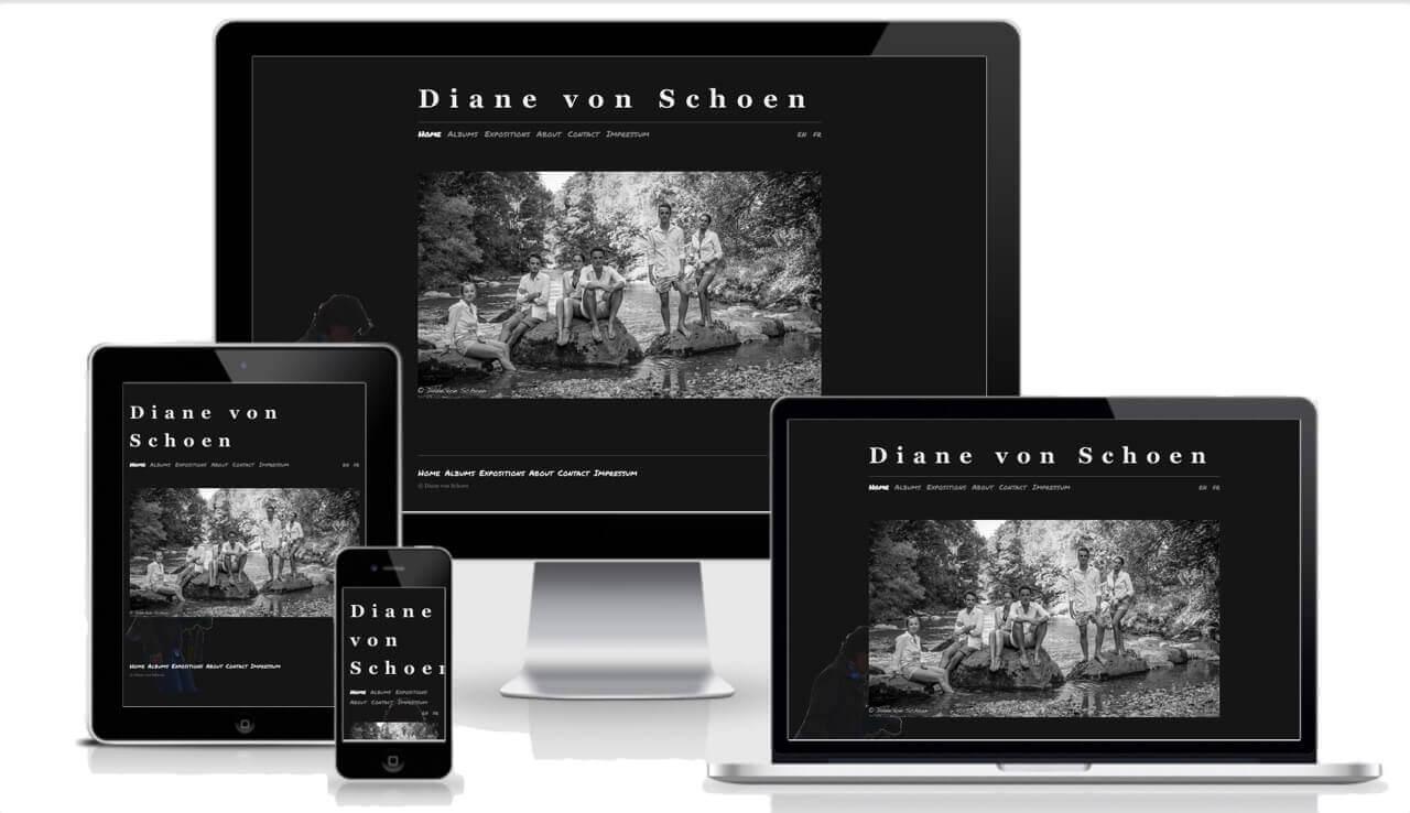 Portfolio Diane von Schöne